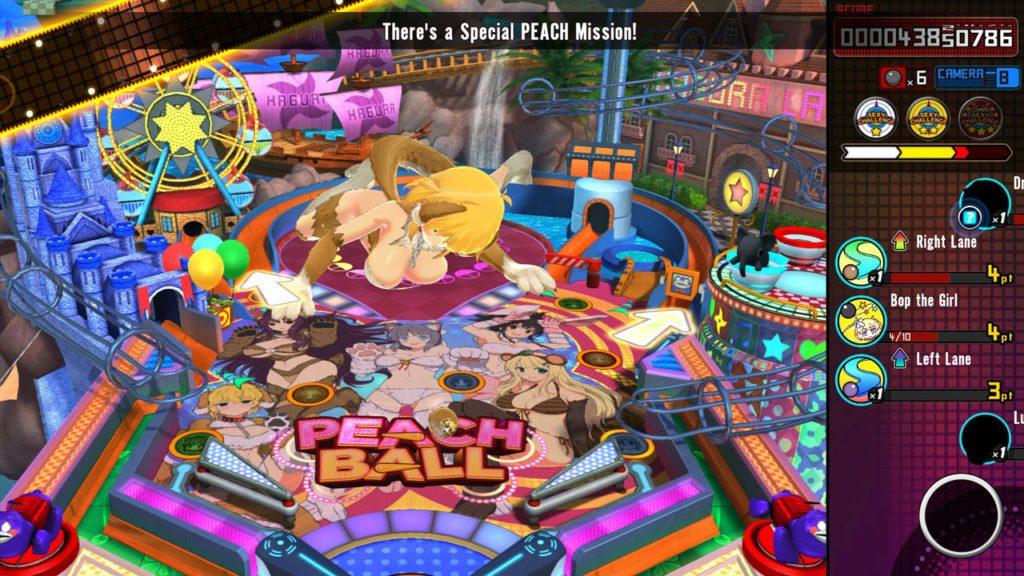 SENRAN KAGURA Peach Ball Screenshot 05