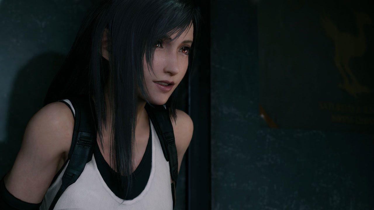 Final Fantasy VII Remake Screenshot 03