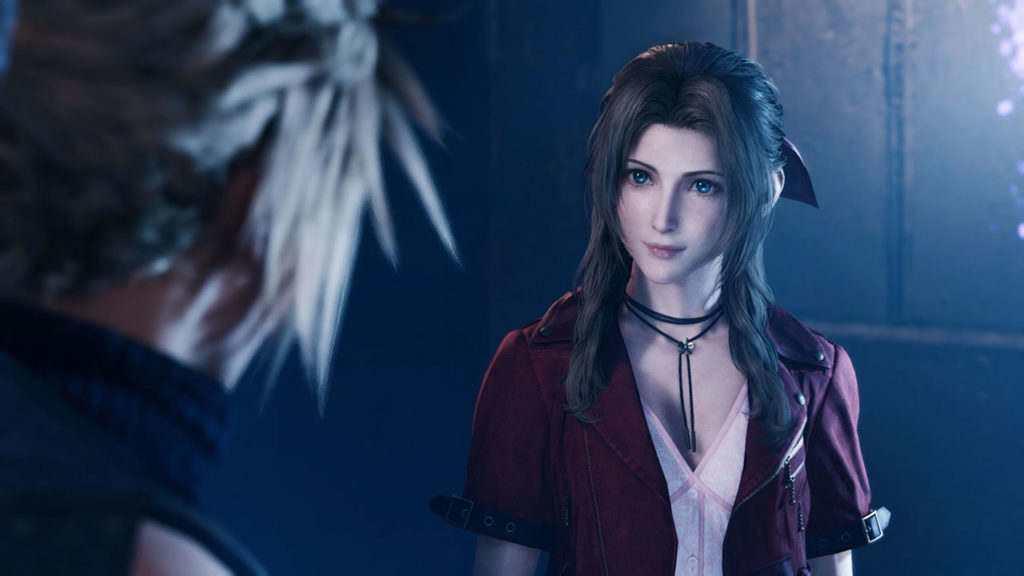 Final Fantasy VII Remake Screenshot 04