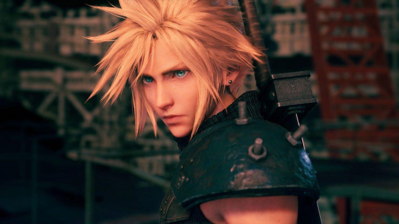 Final Fantasy VII Remake Screenshot 06