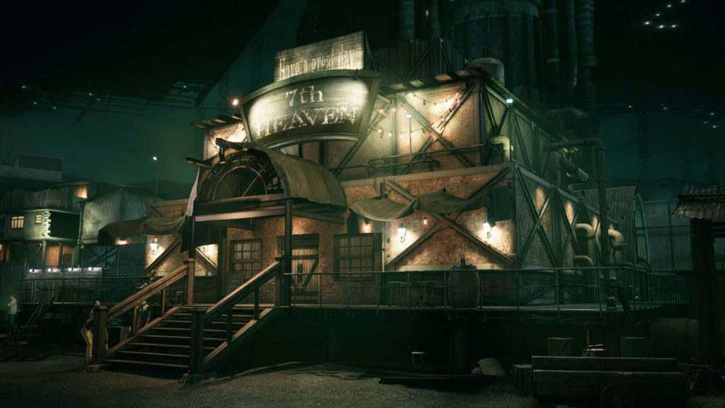 Final Fantasy VII Remake Screenshot 07