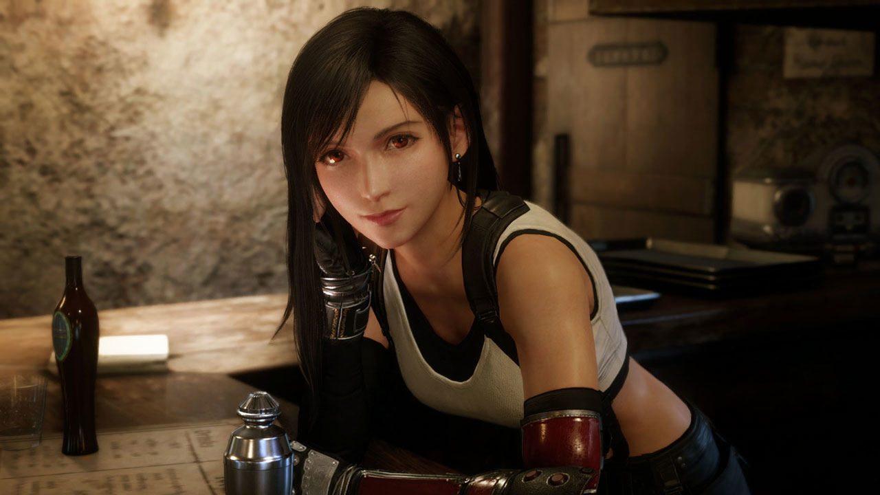 Final Fantasy VII Remake Screenshot 08