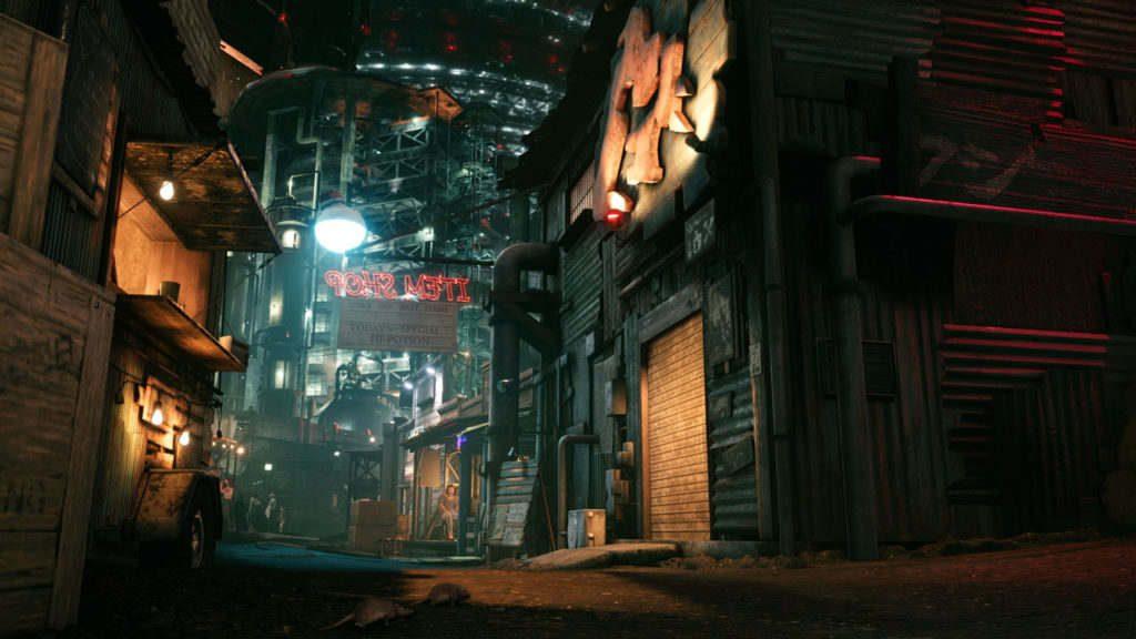 Final Fantasy VII Remake Screenshot 9
