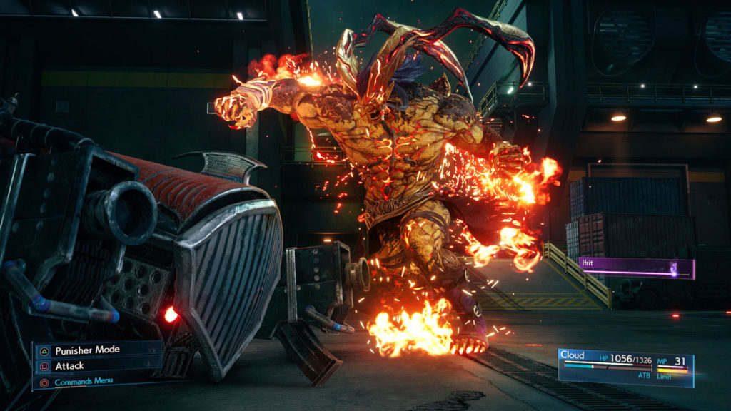 Final Fantasy VII Remake Screenshot 12
