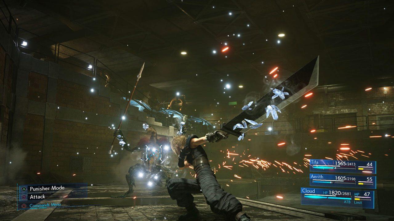 Final Fantasy VII Remake Screenshot 13