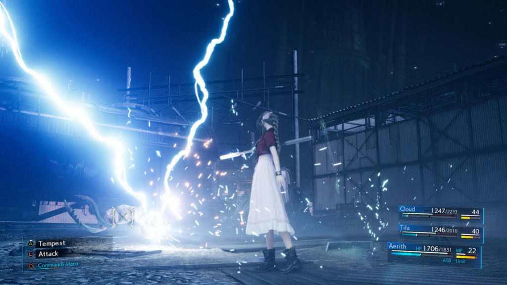 Final Fantasy VII Remake Screenshot 15