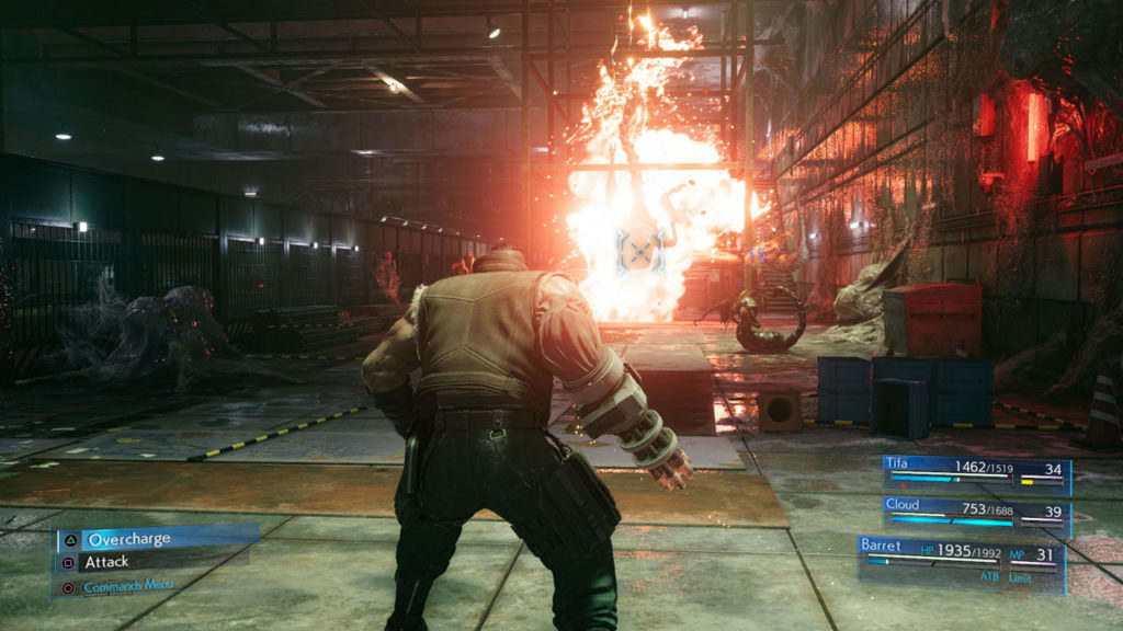 Final Fantasy VII Remake Screenshot 17