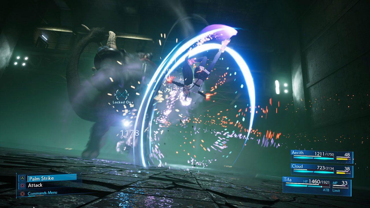 Final Fantasy VII Remake Screenshot 19