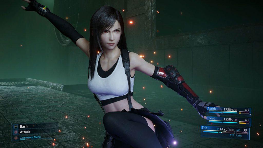 Final Fantasy VII Remake Screenshot 20