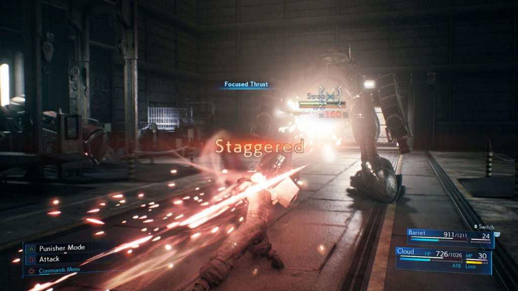 Final Fantasy VII Remake Screenshot 22