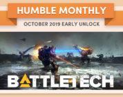Humble Bundle Early Unlock October 2019 Battletech 2