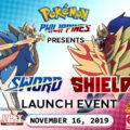 Pokémon Sword and Pokémon Shield Launch Event Featured
