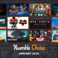 Humble Choice January 2020 Featured