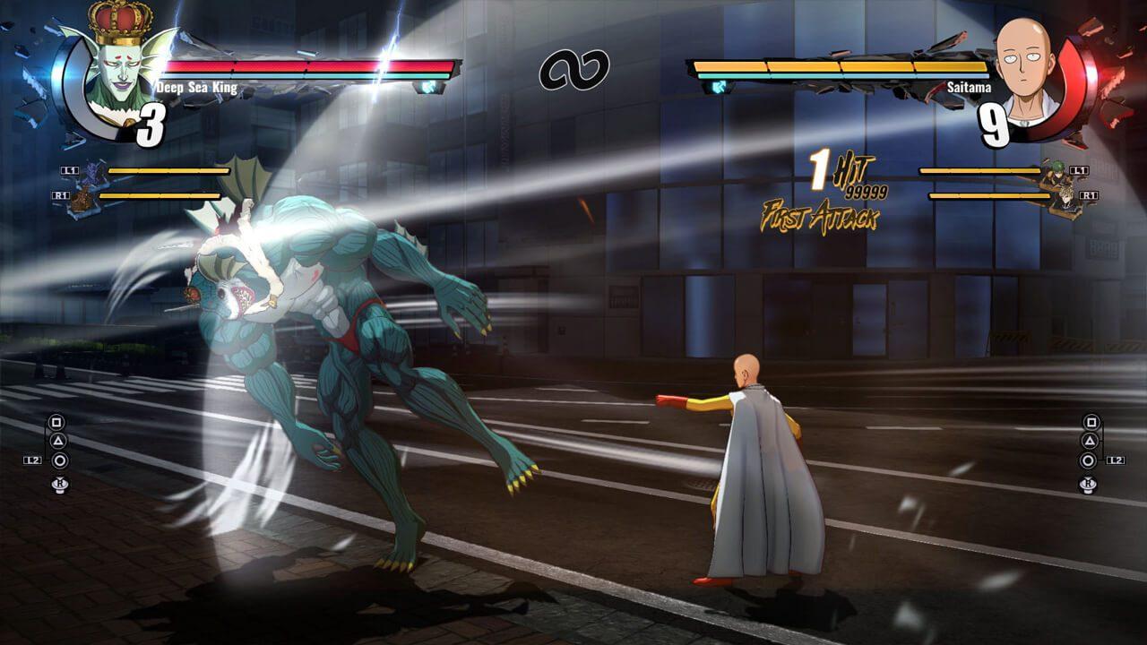 ONE PUNCH MAN A HERO NOBODY KNOWS Screenshot 02
