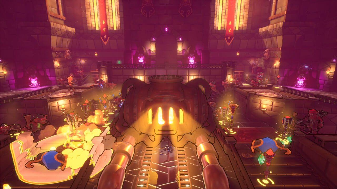 Dungeon Defenders Awakened Early Access Screenshot 04