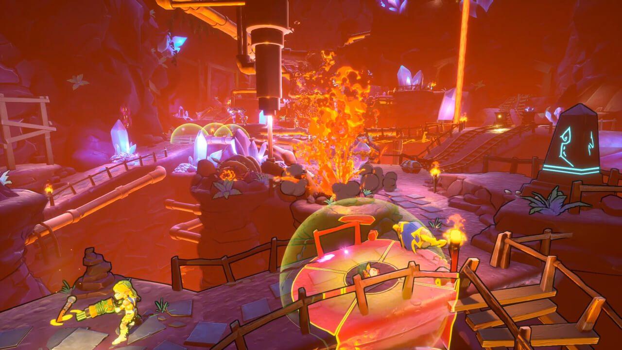 Dungeon Defenders Awakened Early Access Screenshot 05