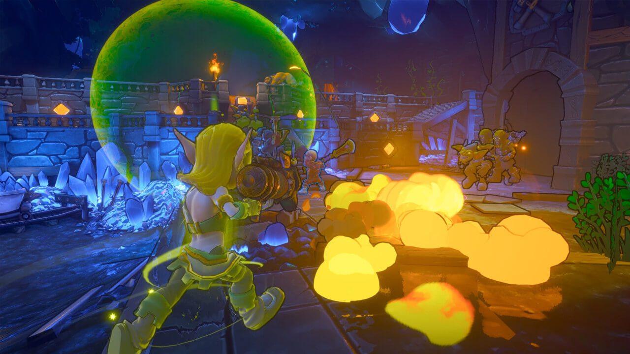 Dungeon Defenders Awakened Early Access Screenshot 07