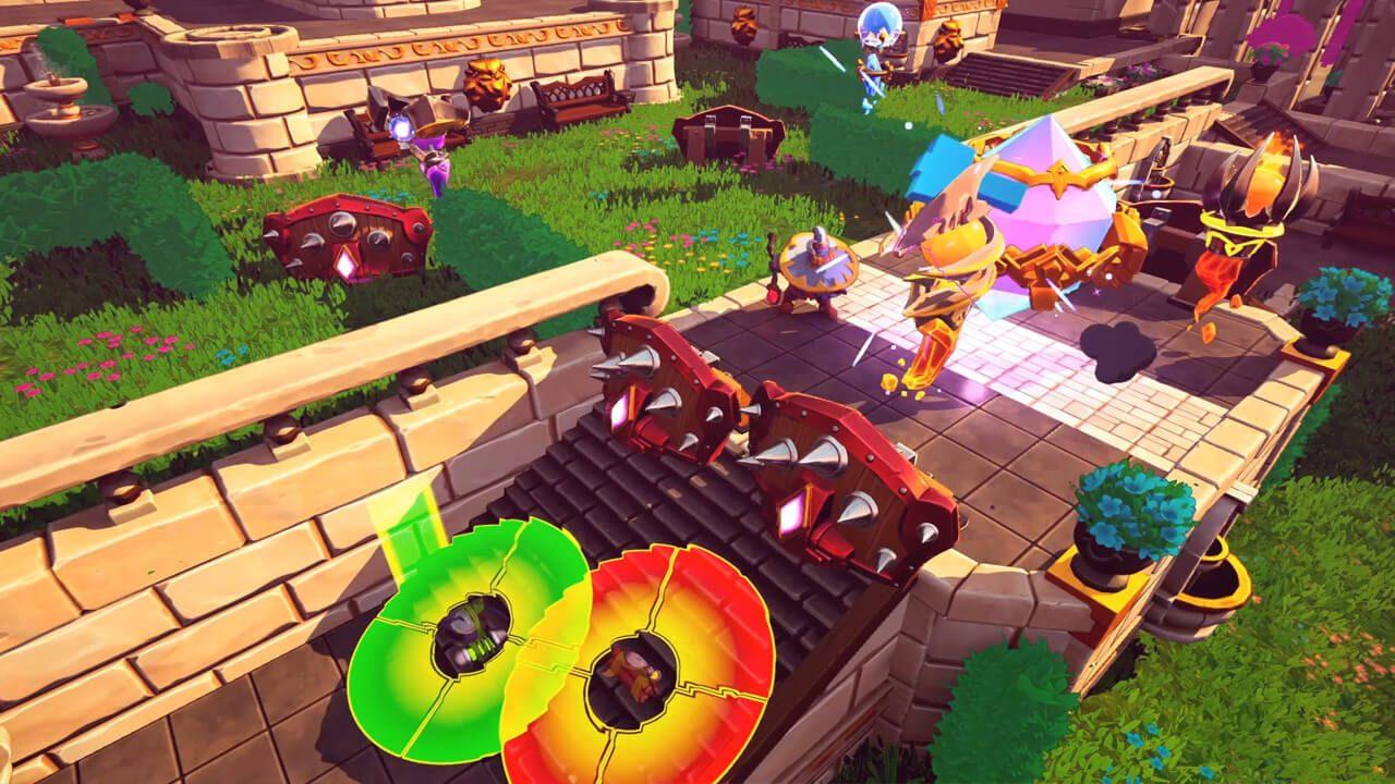 Dungeon Defenders Awakened Early Access Screenshot 09