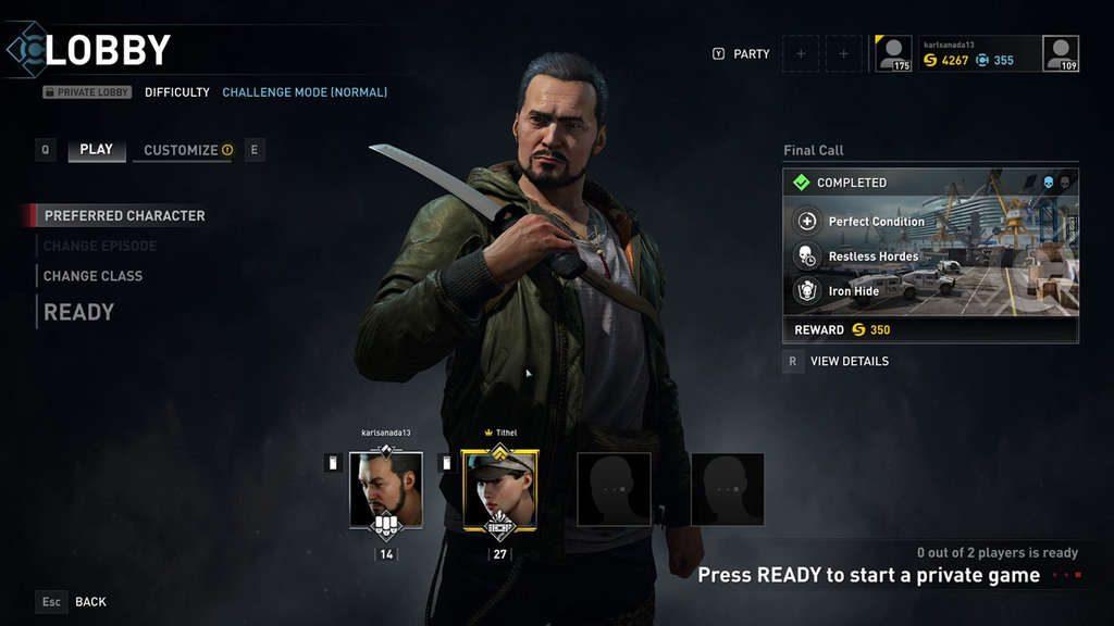 World War Z Game Review Screenshot 01