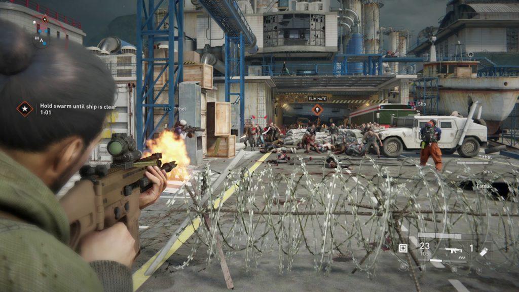 World War Z Game Review Screenshot 03