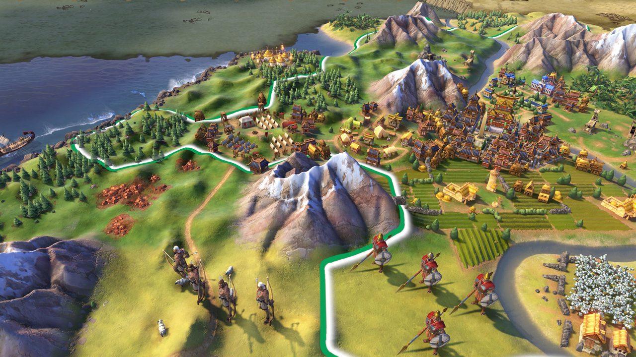 Civilization VI Epic Games Store Screenshot 01