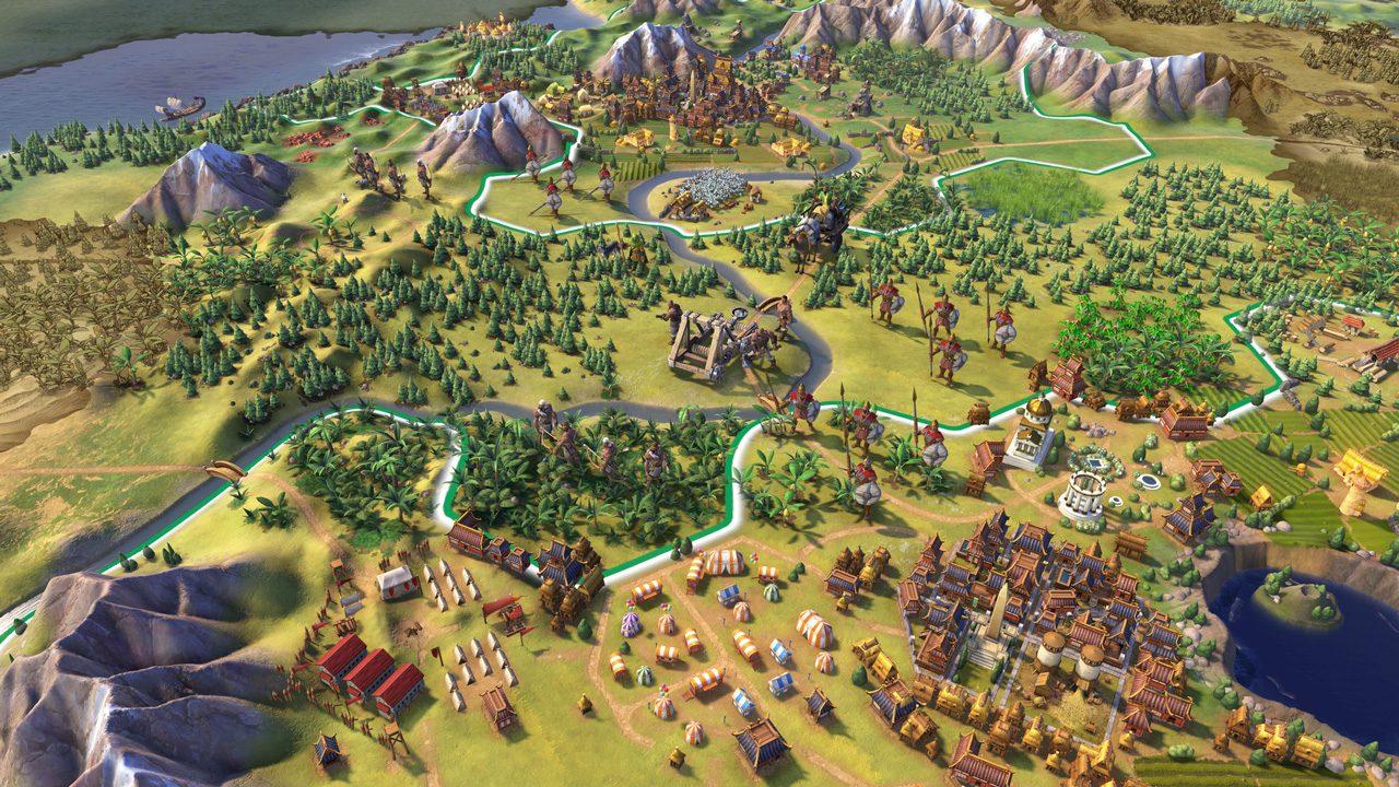 Civilization VI Epic Games Store Screenshot 02