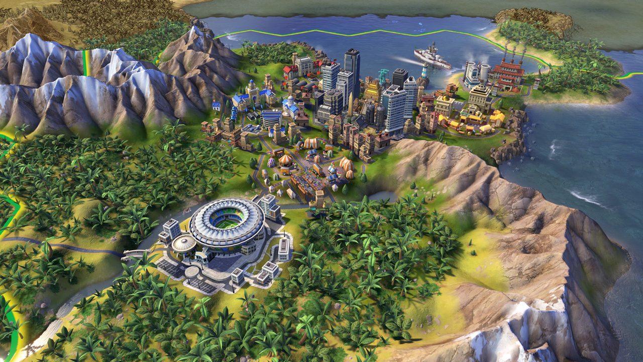 Civilization VI Epic Games Store Screenshot 03