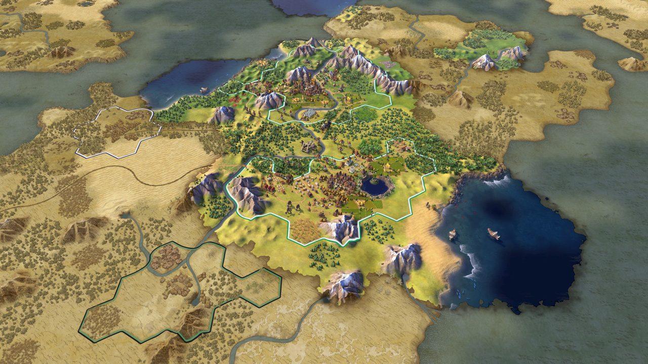 Civilization VI Epic Games Store Screenshot 04