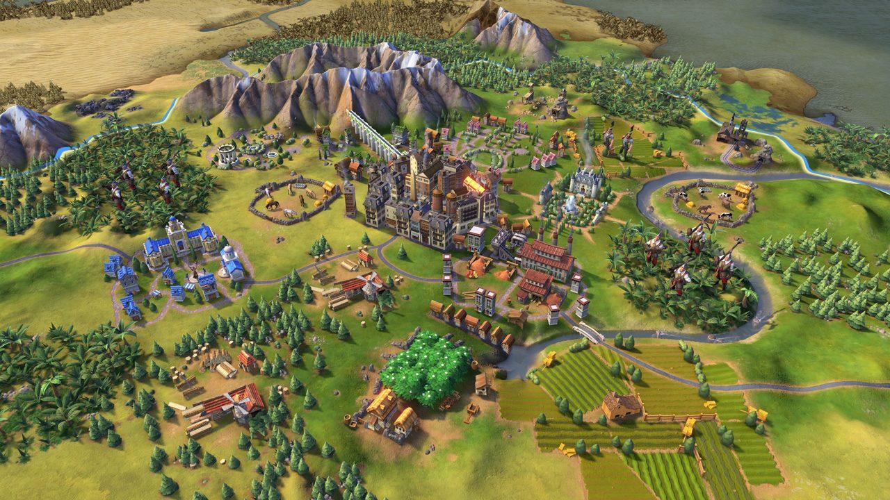 Civilization VI Epic Games Store Screenshot 06