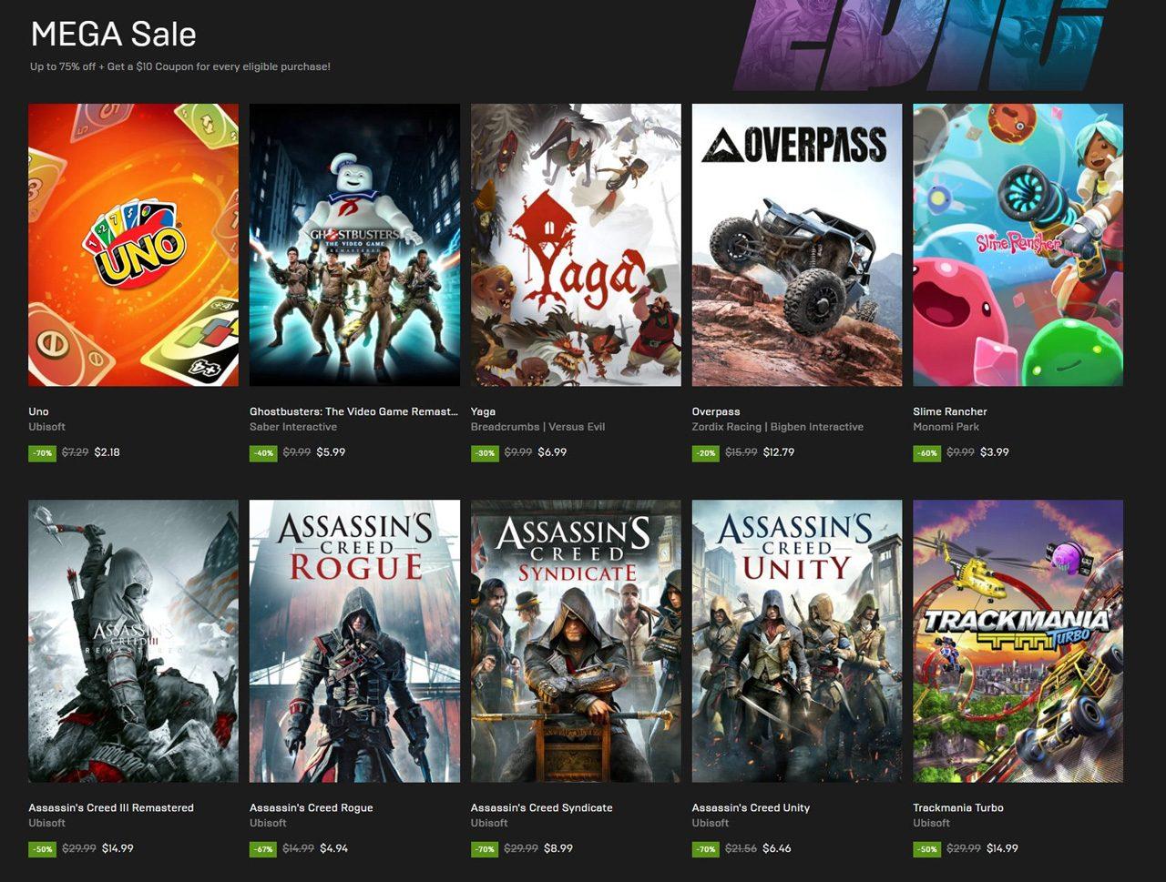 Epic Games Mega Sale 04