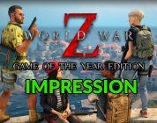 World War Z GOTY Impression Featured