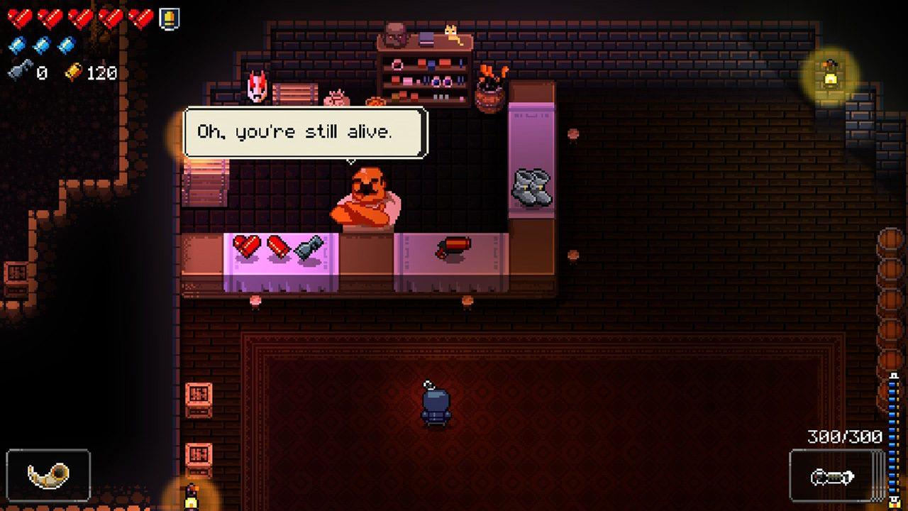 Enter The Gungeon Free Epic Games Screenshot 03