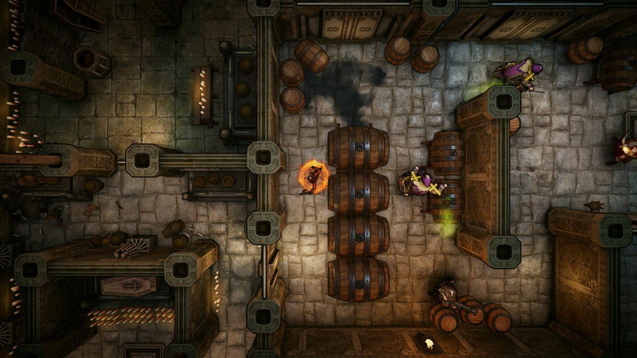 God's Trigger Free Epic Games Screenshot 05