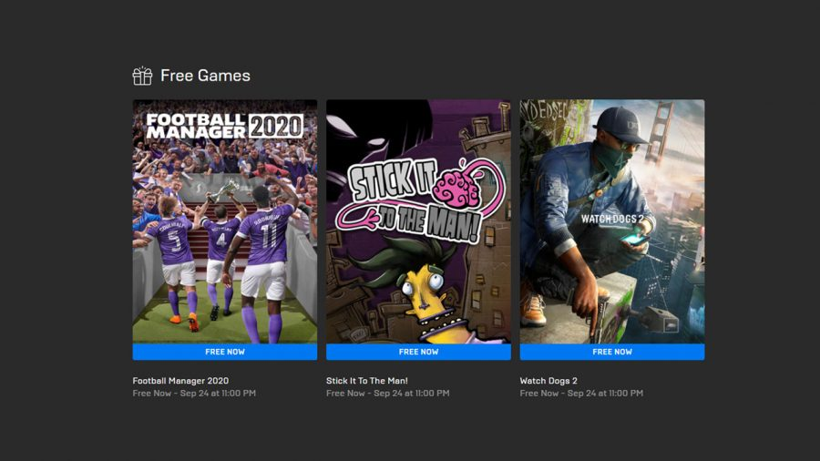 Watch Dogs 2 and Football Manager 2020 Free Games Featured
